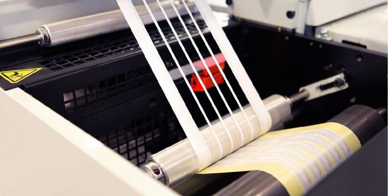 Etiquettes imprimées chez Réflex'étiquettes